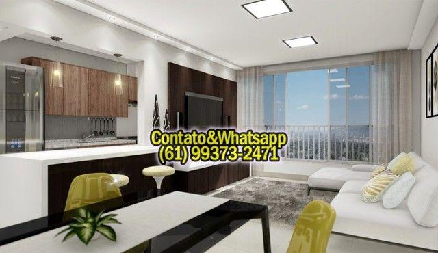 Apartamento em Goiania, 2Q (1Suíte), 55m2, Garagem, Lazer Completo! Parcela. - Foto 11