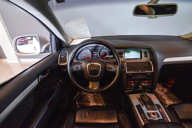 Q7 2010/2010 4.2 FSI QUATTRO V8 32V GASOLINA 4P TIPTRONIC - Foto 12