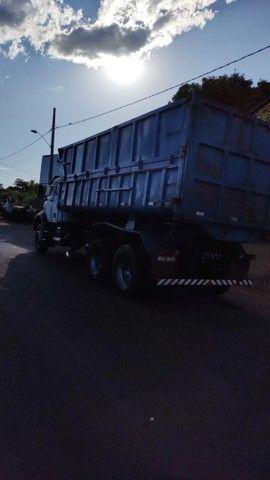 LEIA TODO O ANÚNCIO: Vendo/Troco Por Cavalo mecânico Caminhão Caçamba Truck 1525 - Foto 2