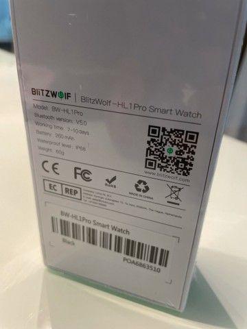 Relógio SmartWatch BlitzWolf BW-HL1 Pro - LACRADO - Foto 2
