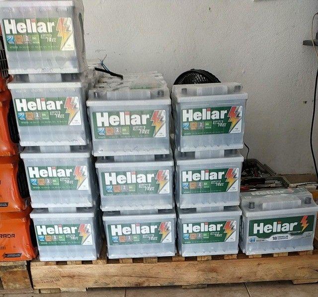 bateria heliar 60ah - Foto 3