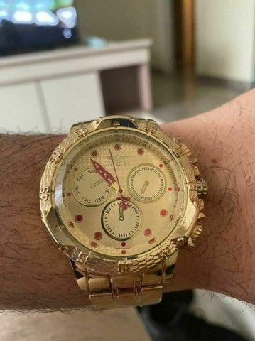 Relógio Estilo Invicta - Foto 2