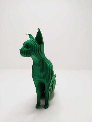 Escultura gato Tukan - Foto 2