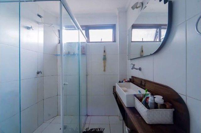 Apartamento à venda com 2 dormitórios em Encruzilhada, Santos cod:LIV-17356 - Foto 13