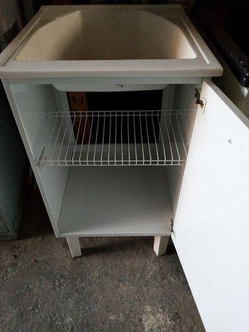 Tanque + gabinete cozimax 1 porta. - Foto 3