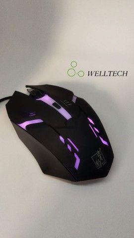 Vendo Mouse Gamer K2 - Foto 2