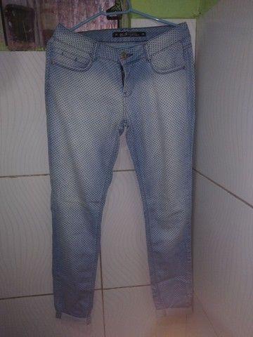 Calça jeans wear BLUESTEEL - Foto 2
