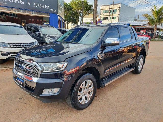 Ranger Limited 3.2 TDI 2017 Top Raridade