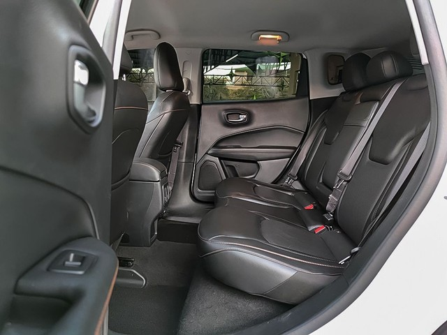 JEEP COMPASS 2.0 16V LIMITED 2018 - Foto 12