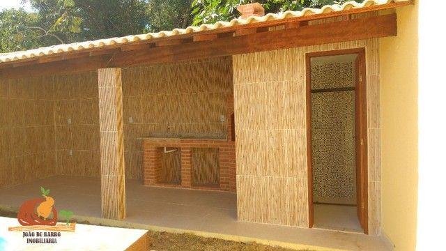 Casa em Unamar Cabo Frio com piscina e área gourmet grande - Foto 18