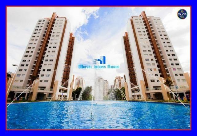 Mundi Resort 106M² 128M² 4 quartos - 90 Itens de Lazer - Promoção Imperdível