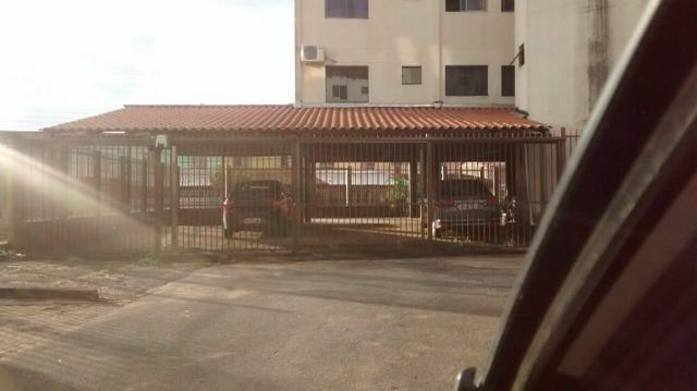 Alugo apartamento no Residencial Santos Dumont QBR 6