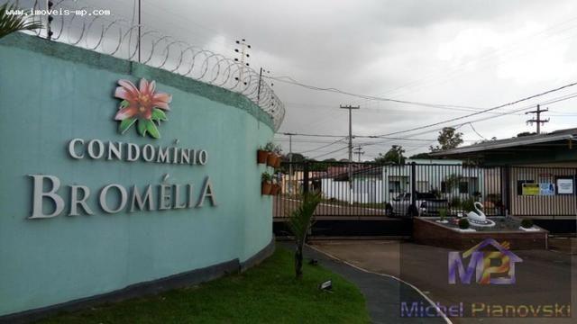 Casa Bairro Novo - Cond. Bromélia, 02 quartos