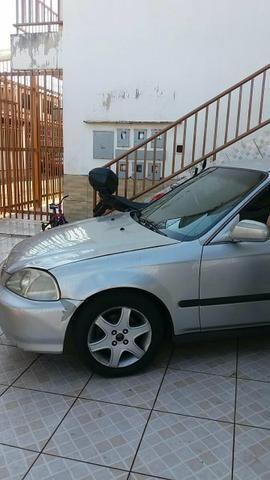 Honda Civic Ex 1998