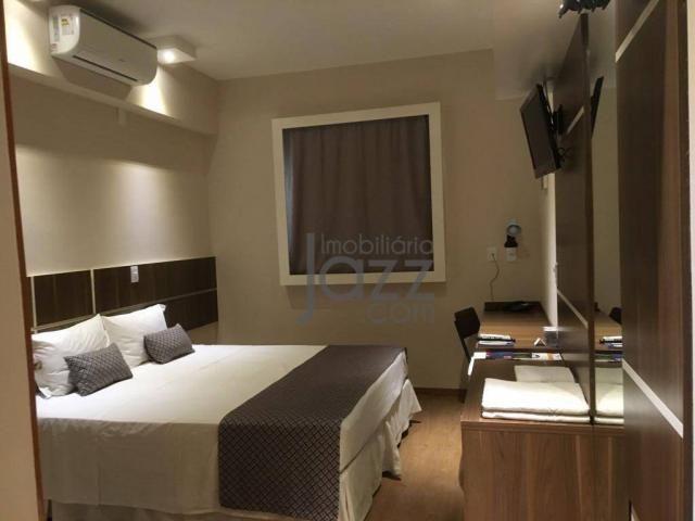 Unidade de hotel à venda, 18 m² por r$ 170.000 - parque gabriel - hortolândia/sp - Foto 3