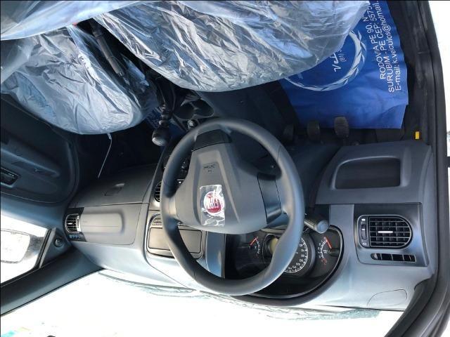 Fiat strada cabine simples working 1.4 2020 - Foto 15