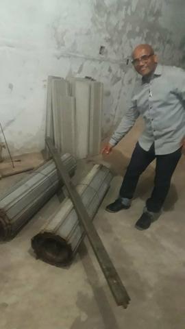 Portão de rolo barato 350 - Foto 2