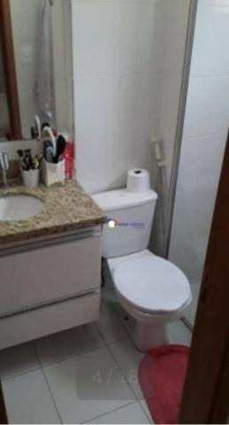 Apartamento com 2 dormitórios à venda, 58 m² por R$ 310.000,00 - Setor Bueno - Goiânia/GO - Foto 5