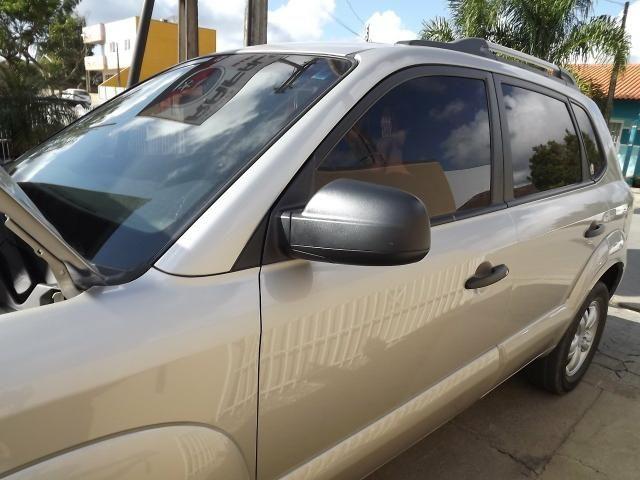 Hyundai Tucson GL 2.0 Automática Prata
