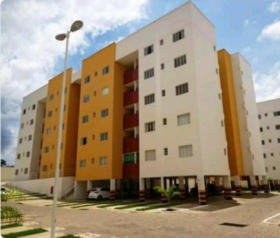 Condomínio Cajuína Residence, com elevador!!!