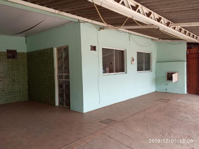Qnp 17 casa 03 quartos ( só no lote)! - Foto 2