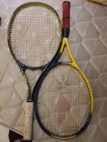 Raquetes de tenis R$30