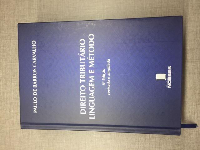 Direito Tributário Linguagem e método - Paulo de Barros Carvalho
