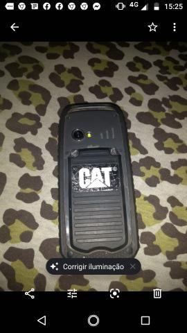 Vendo telefone Caterpillar a prova de agua ante queda - Foto 2