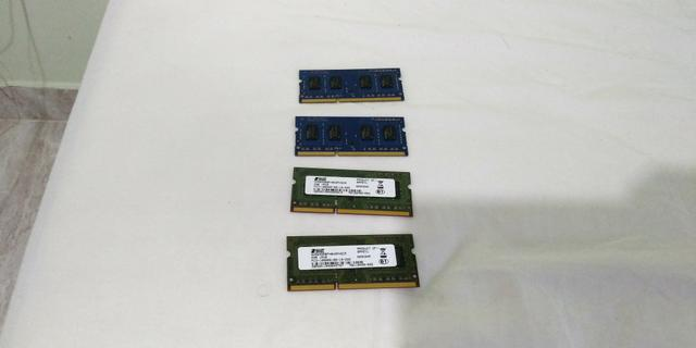 Memória para notebook DDR3