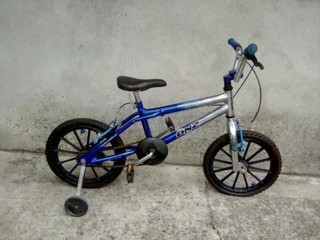Bicicleta Ligth aro 16 semi nova