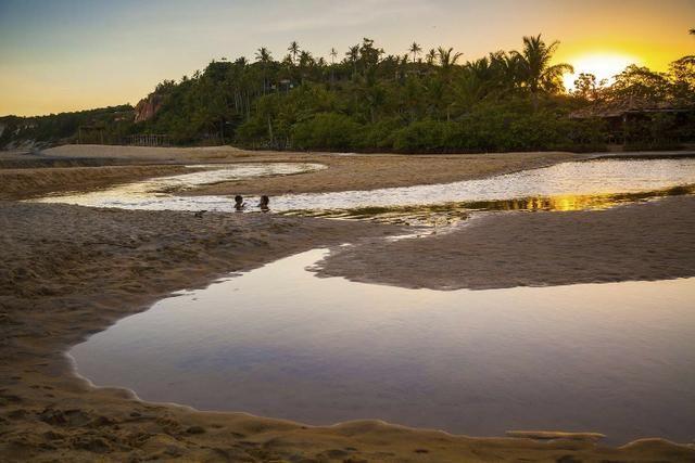 Casa na paradisiaca Praia do Espelho-Trancoso, 3 suites+1 quarto - Foto 16