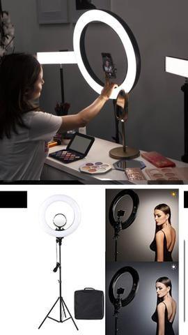 Ring Light LED - Foto 6