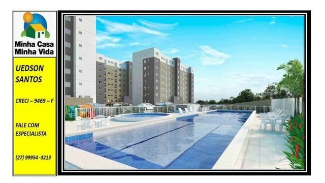 UED-19 - Apartamento 2 quartos vista da reserva