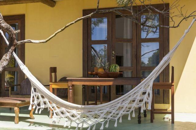 Casa na paradisiaca Praia do Espelho-Trancoso, 3 suites+1 quarto - Foto 4