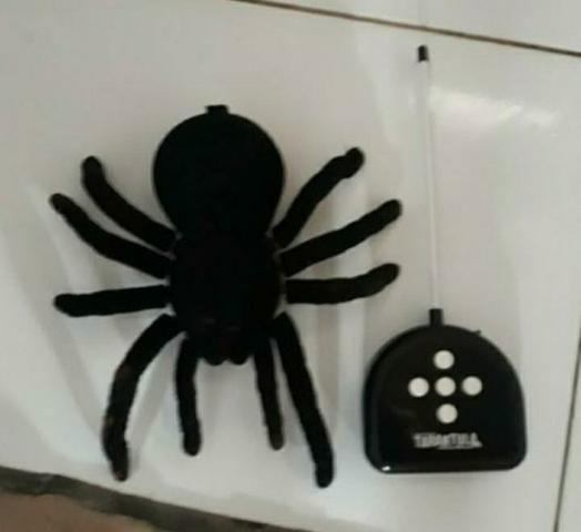 Vendo aranha controle remoto