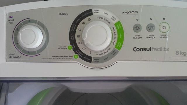 Máquina de Lavar 8kg - Foto 2