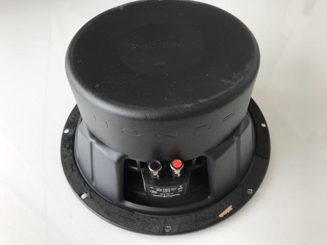 Subwoofer Carro Rockford Punch P1S410 (150 WRMS) - Foto 4