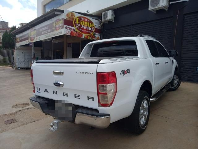 Camionete Ranger Limited 3.2 4x4 Top ano 13/14 - Foto 4
