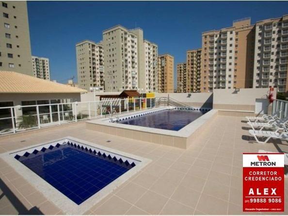 ALX - 26 - Mude para Morada de Laranjeiras - Apartamento de 2 Quartos com Varanda