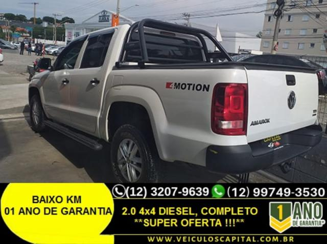 VOLKSWAGEN AMAROK 2.0 CD 4X4 S DIESEL MANUAL - Foto 3