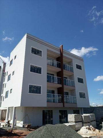 Alugo apartamento 2 quartos 1 vaga de garagem 63m centro - Foto 4