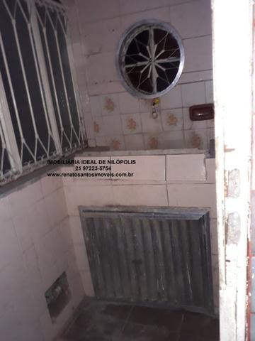 Nilópolis - Casa Duplex 2 quartos - Foto 8