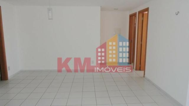 Vende-se excepcional apartamento no Spazio di Leone - KM IMÓVEIS - Foto 5