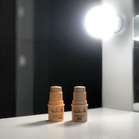 Contorno facial e iluminador da vult - Foto 2