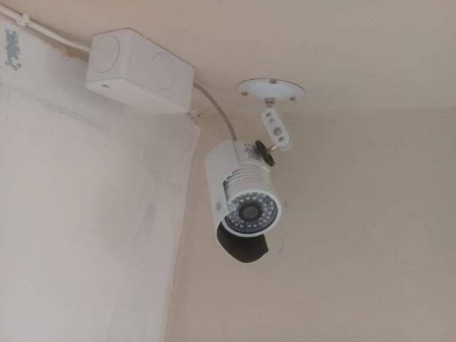 Câmeras de seguranca - Foto 2