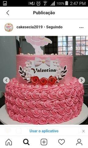 Confeitaria Cakesecia bolos para festa!