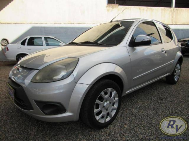 FORD KA 2011/2012 1.0 MPI 8V FLEX 2P MANUAL
