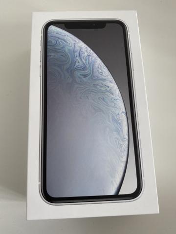 IPhone XR , Branco, novo