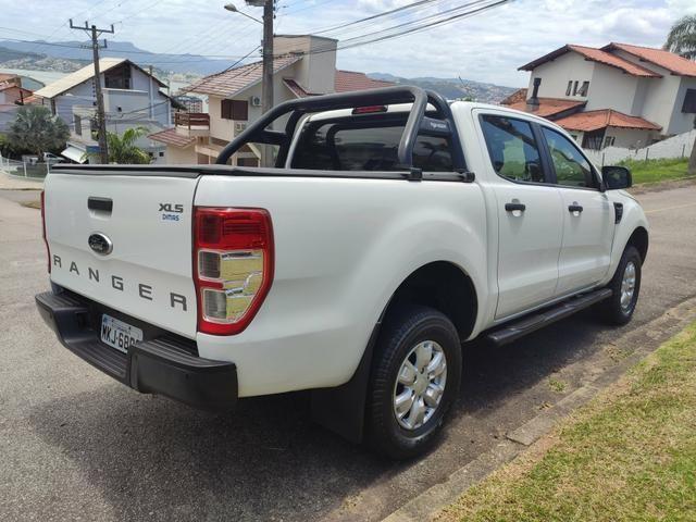 Ford Ranger XLS CD Cabine dupla 2014 Impecável - Foto 3