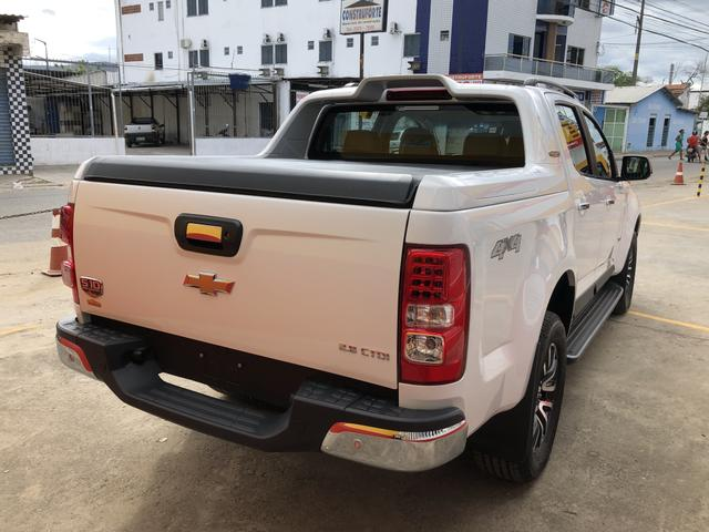 S10 HIGH COUNTRY 2.8 Diesel 2020 0KM EMPLACADA - Foto 4